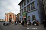 LA MILLE MIGLIA A PISA - C.T. IN BANCHI