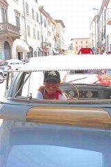La Scuderia Kinzica al seguito del Giro Donne 2009