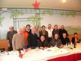 PRANZO PER GLI AUGURI DI FINE ANNO - DICEMBRE 2013